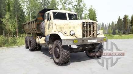 KrAZ-256Б1 pour MudRunner