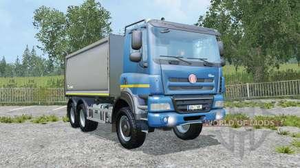 Tatra Phoenix T158 body options pour Farming Simulator 2015