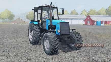 MTZ-1221 Belarus Traktor Frontlader für Farming Simulator 2013