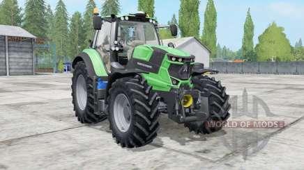 Deutz-Fahr 6 TTV Agrotron für Farming Simulator 2017