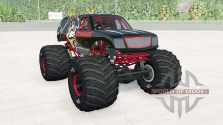 CRD Monster Truck v1.16 pour BeamNG Drive