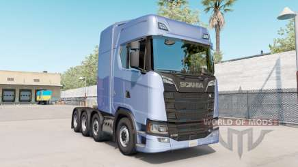 Scania R-series and S-series pour American Truck Simulator