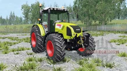 Claas Axos 330 FL console für Farming Simulator 2015