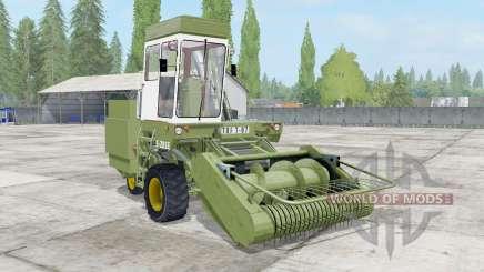 Fortschritt E 281-E für Farming Simulator 2017