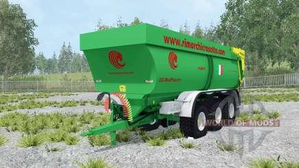 Crosetto CMR180 pigment green pour Farming Simulator 2015