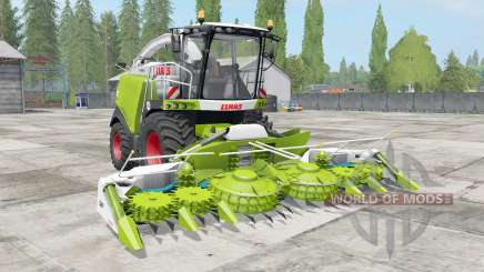 Claas Jaguar 900 pipe XL für Farming Simulator 2017