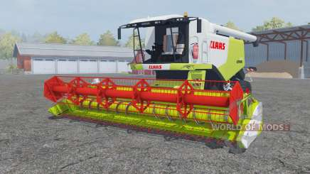 Claas Lexion 670 TerraTrac celery für Farming Simulator 2013