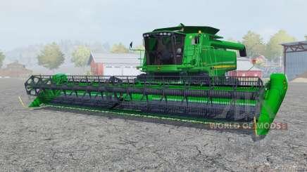John Deere 9770 STS pantone green für Farming Simulator 2013