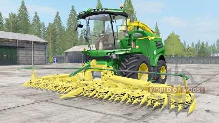 John Deere 8000 Michelin tires für Farming Simulator 2017