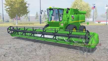 John Deere S690i pour Farming Simulator 2013