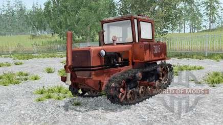 DT-75 pièces en mouvement pour Farming Simulator 2015