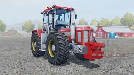Schluter Super-Trac 2500 VL add disc weight pour Farming Simulator 2013