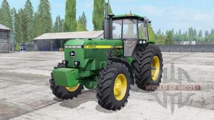 John Deerᶒ 4555-4955 für Farming Simulator 2017