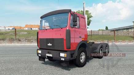 MAZ-64226 v6.0 pour Euro Truck Simulator 2