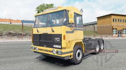 Sisu M-series pour Euro Truck Simulator 2