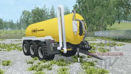Veenhuis Profi-Line 25.000 L Triple-Axle für Farming Simulator 2015