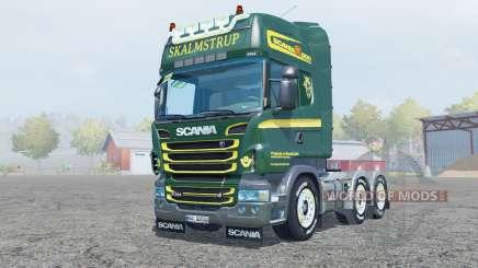 Scania R500 Topline für Farming Simulator 2013