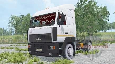 MAZ-5440А8-370-031 für Farming Simulator 2015