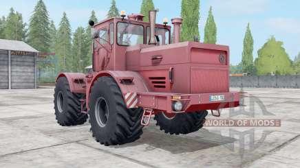 Kirovets K-700a variateur électronique réglable de charnière pour Farming Simulator 2017