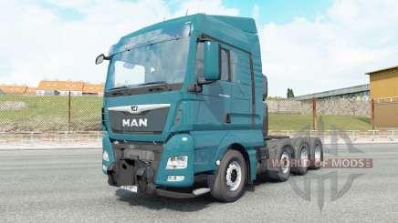 MAN TGX XLX 8x4 für Euro Truck Simulator 2