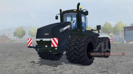 Case IH Steiger 600 black pour Farming Simulator 2013