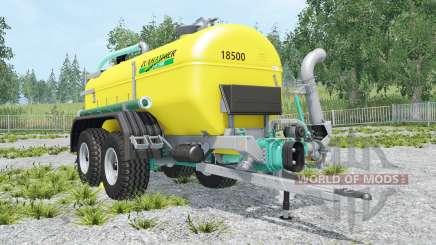 Zunhammer SKE 18500 PU für Farming Simulator 2015