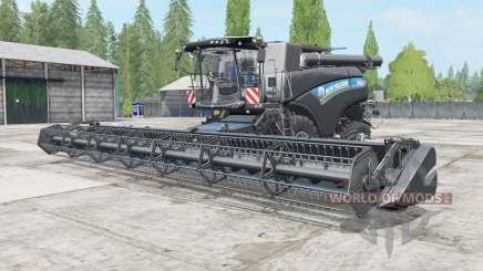 New Holland CR10.90 with many extras pour Farming Simulator 2017