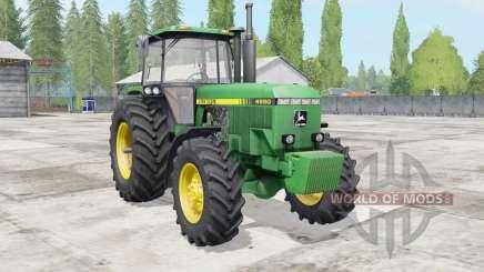 John Deere 4555-4955 für Farming Simulator 2017