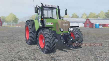 Fendt 412 Vario TMS pour Farming Simulator 2013