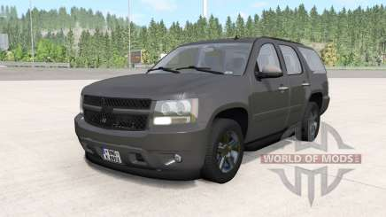 Chevrolet Tahoe (GMT900) 2008 pour BeamNG Drive