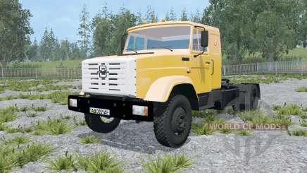 ZIL-5417 choix de couleur pour Farming Simulator 2015