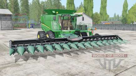 John Deere S600 US version pour Farming Simulator 2017