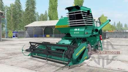 SK-5 Niva beaucoup d'animation pour Farming Simulator 2017