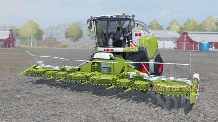 Claas Jaguar 900 980〡Orbis pour Farming Simulator 2013