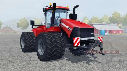 Case IH Steiger 600 front linkage pour Farming Simulator 2013