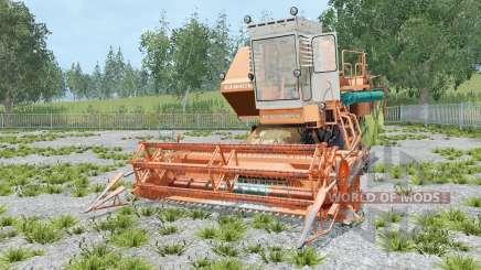 Jenissei 1200-1 4x4 für Farming Simulator 2015