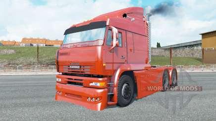 KamAZ-6460 Turbo Diesel pour Euro Truck Simulator 2