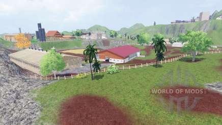 Madina Island pour Farming Simulator 2015