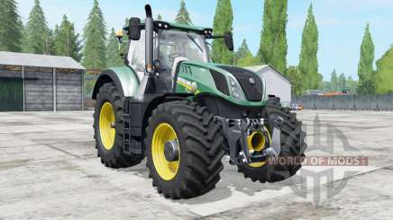 New Holland T7.290 and T7.315 pour Farming Simulator 2017