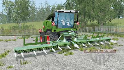 Fendt Katana 65 real exhaust pour Farming Simulator 2015