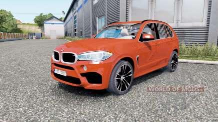 BMW X5 M (F15) für Euro Truck Simulator 2