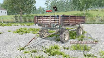 Autosan D-47 rusty für Farming Simulator 2015