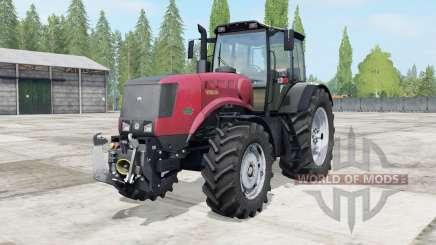 MTZ-Biélorussie 2822ДЦ pour Farming Simulator 2017