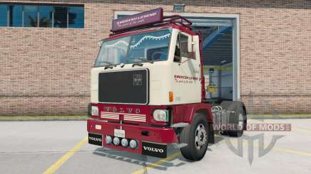 Volvo F88 Day Cab für American Truck Simulator