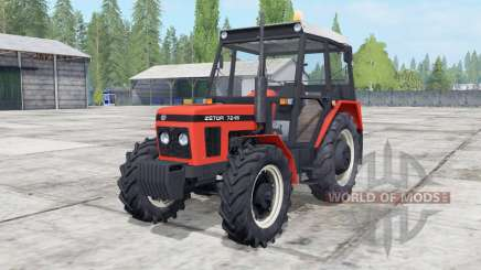 Zetor 6211-7245 configuration engine für Farming Simulator 2017