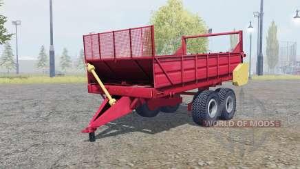 PRT-10 pour Farming Simulator 2013