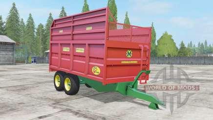 Marshall QM-11 silage and grain für Farming Simulator 2017