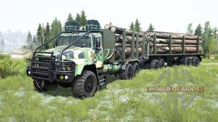 KrAZ-260 pour MudRunner