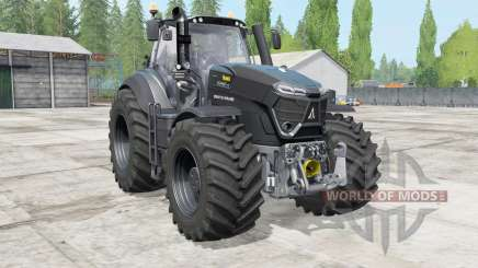 Deutz-Fahr 9-series TTV Warrior pour Farming Simulator 2017