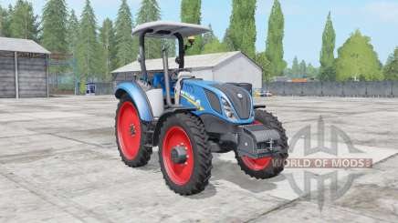 New Holland T5.100-120 2 tire types für Farming Simulator 2017